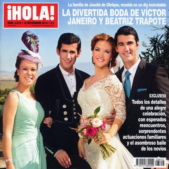 La Boda de Victor Janeiro y Beatriz Trapote